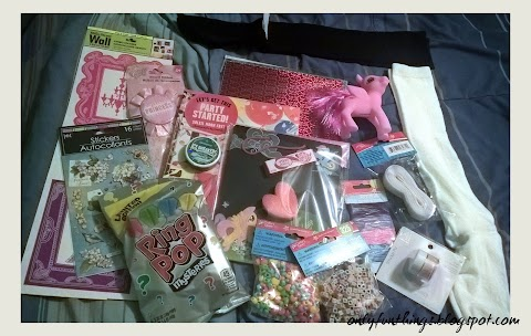 Dollar Tree Haul (Crafting, other, plus a makeup review)