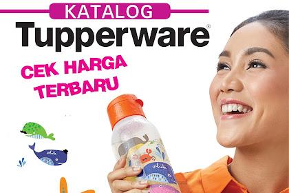 Cek Katalog Harga Tupperware