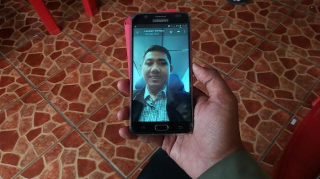 Sebelum Pesawat Lion Air JT 610 Kecelakaan, Dokter Ini Sempat Kirim Foto ke Istrinya