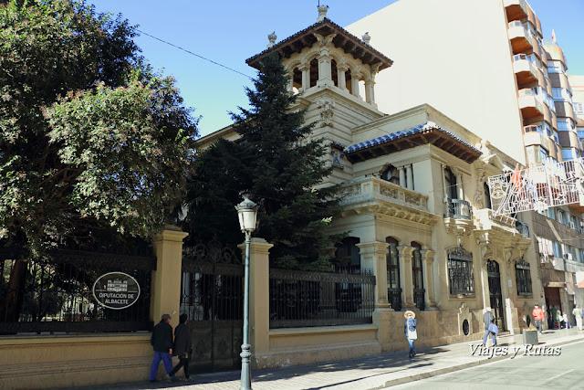 Chalet Fontecha, Albacete