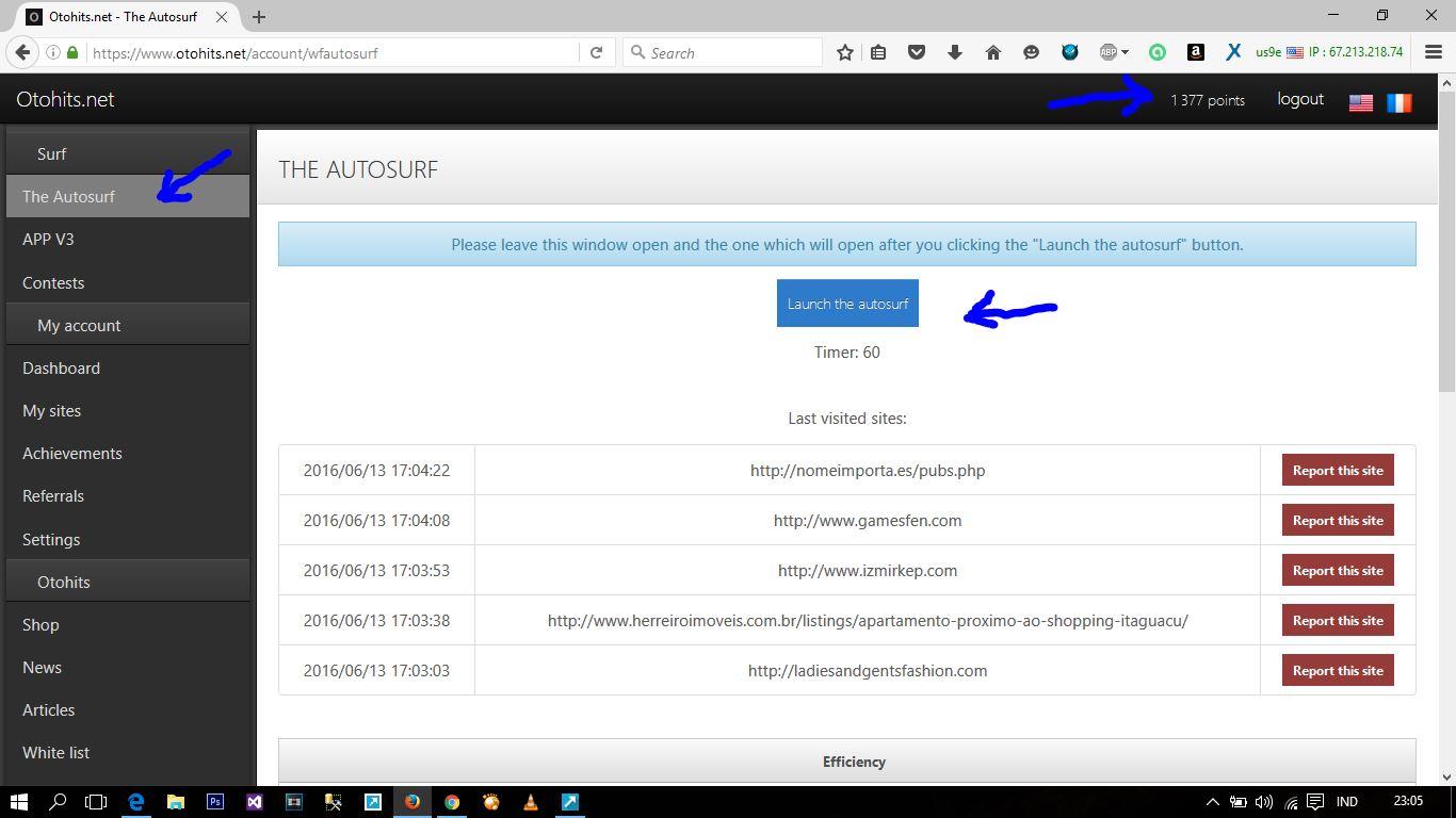 Cara Meningkatkan Trafik Blog Dengan Autosurf
