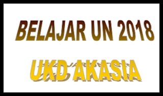 BELAJAR UN 2018