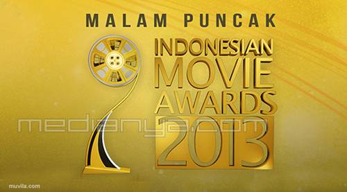 Nominasi Indonesian Movie Awards 2013