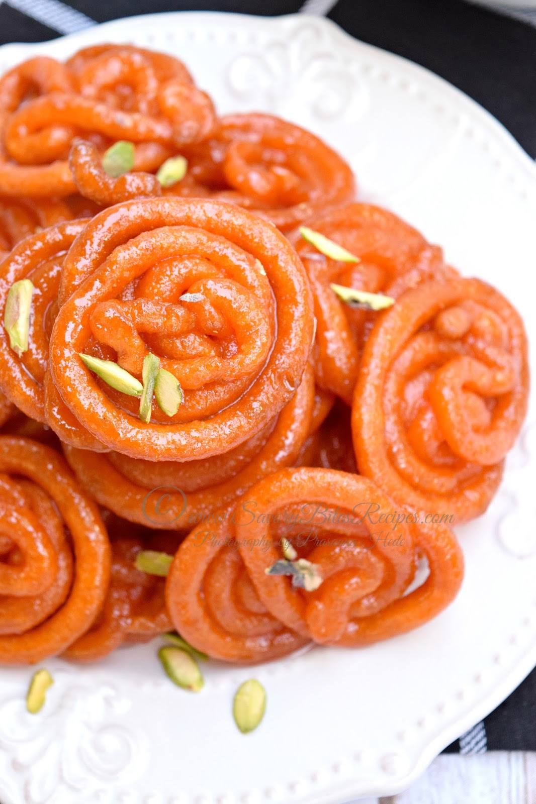 Jalebi Festive sweet Indian