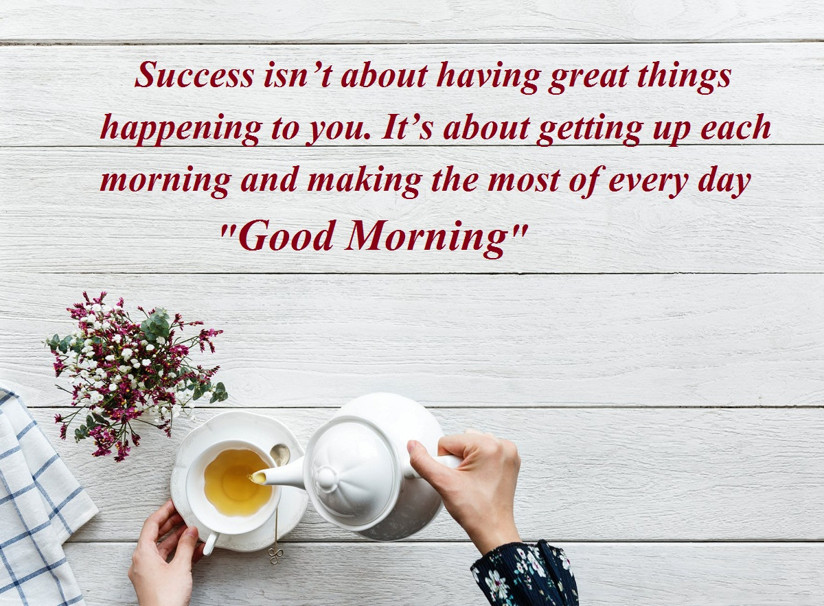 Download Top Best Good Morning Message With Images - Kuch Khas Tech