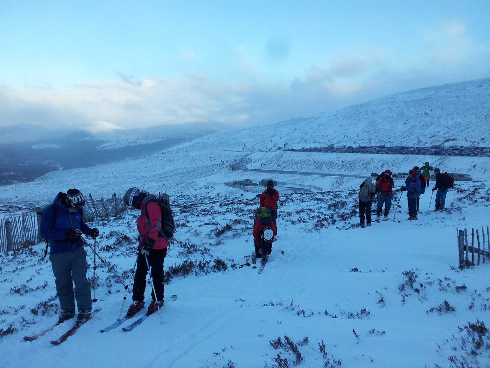 Edinburgh Ski Touring Club