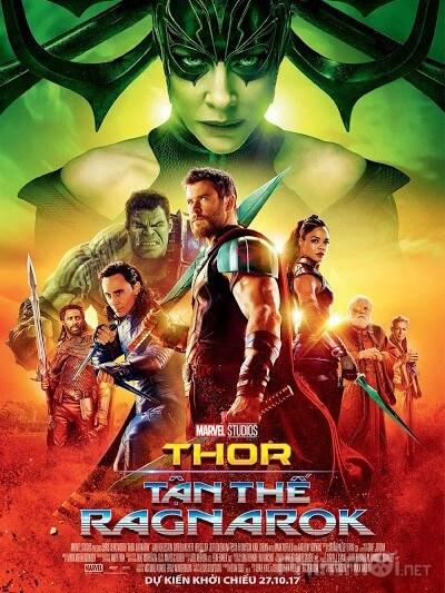 Than sam 3: Thoi khac tan the - Thor 3: Ragnarok 2017 Vietsub
