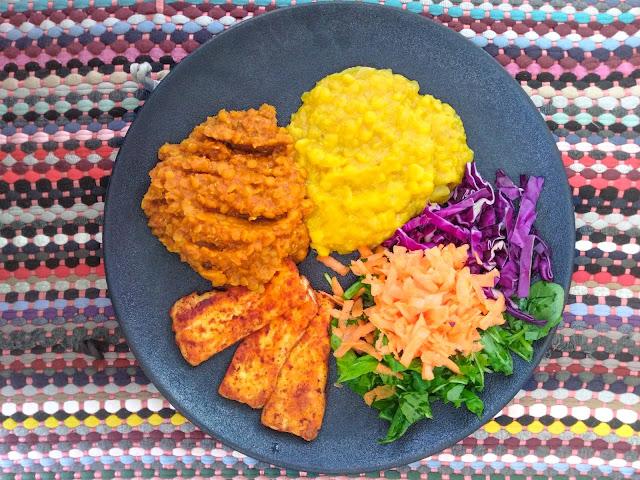 Etiopská kuchyně, aneb Kik Alischa a Mesir Wat na talíři