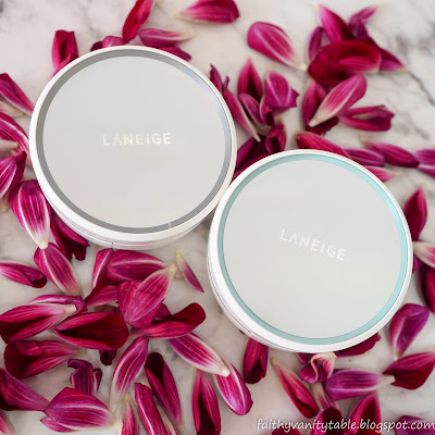 Review of New LANEIGE BB Cushion Pore Control and Whitening
