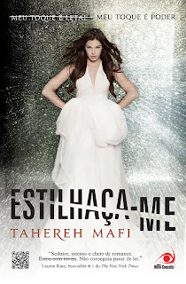 Resenha: Shatter Me, by Tahereh Mafi. 8