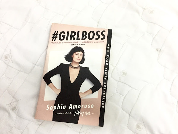 Lessons I learned from #GIRLBOSS book