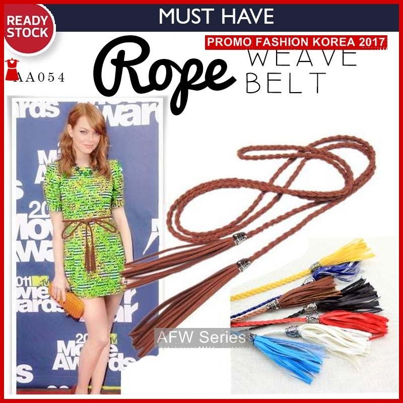 BAMFGW154 Rope Tassel Pendant Wanita PROMO BMG