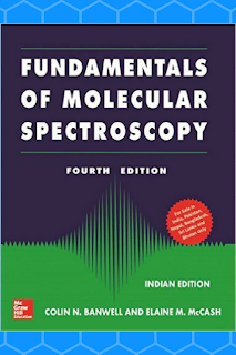 fundamentals of molecular spectroscopy book buy