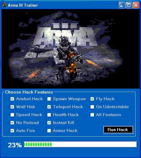 Arma 3 Hack (NO SURVEY) ~ GamesHacks