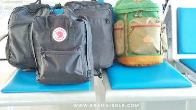 Traveling pakai koper atau ransel?