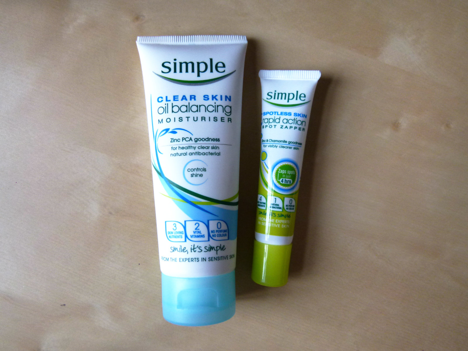 Keeping Up With Katie: My Simple Facial Skin-Care Routine