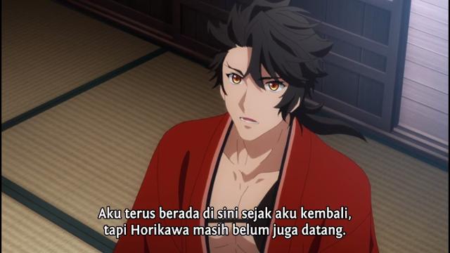 Katsugeki Touken Ranbu Episode 11 Subtitle Indonesia