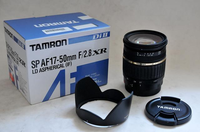 amron merupakan salah satu brand dari lensa, terutama lensa untuk kamera DSLR. Tamron banyak dipakai oleh para fotografer karena kualitasnya yang bagus. Lensa Aftermarket ini patut disejajarkan dengan brand lainnya seperti Sigma.
