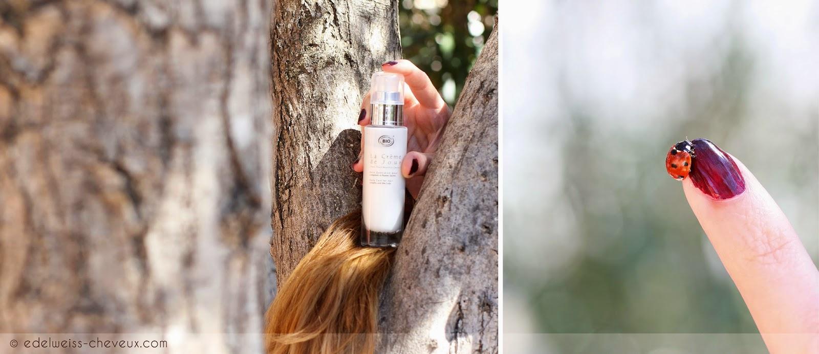 soin naturel 2 moss crème de jour cheveux naturels brillance