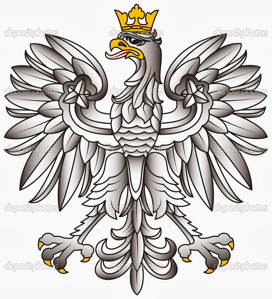 free polish eagle clip art - photo #38