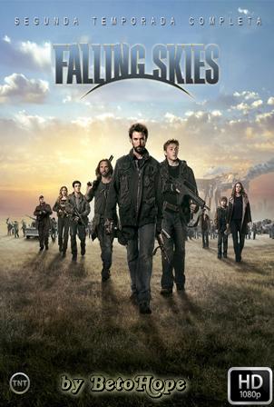 Falling Skies Temporada 2 [Micro HD – 480p] [Latino] [MEGA]