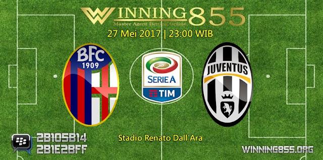 Prediksi Skor Bologna vs Juventus 27 Mei 2017