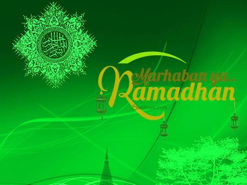 Kata Kata Ucapan Selamat Marhaban Ya Ramadhan Menjelang Bulan Suci 2021 1442 H