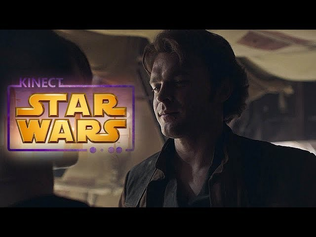 solo kinect trailer mash up