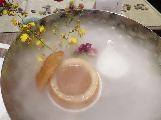 水梨炖官燕
