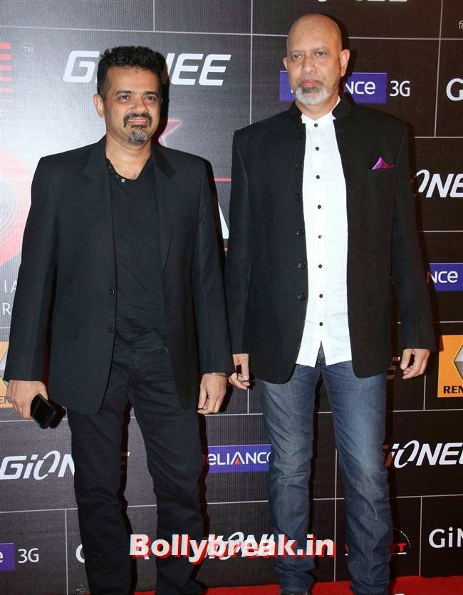 Ehsaan and Loy, Global Indian Music Awards 2014 Pics