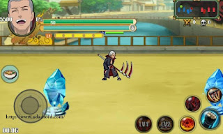 Download Naruto Ultimate Ninja Storm 3 v1 by Arsyad Apk [Narsen Mod]