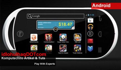 Konsol Game Android Penantang PSP