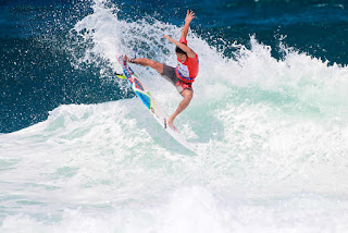 42 Kaito Kino HAW Azores Airlines Pro foto WSL Laurent Masurel