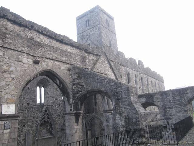 Abadía de Sligo iglesia