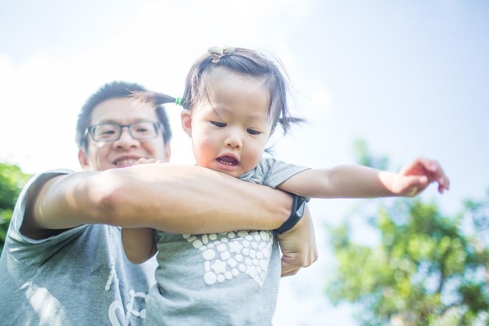 台北戶外兒童寫真全家福攝影推薦