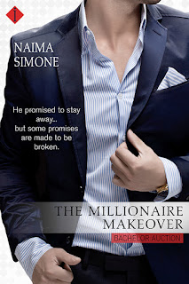 The Millionaire Makeover by Contemporary Romance Author Naima Simone