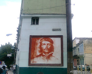 che Arte urbano street art