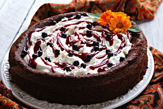 Czekoladowe Ciasto z czerwonej fasoli (bezglutenowe)
