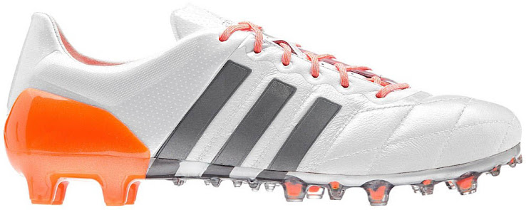 online store 0ae76 6dcb2 White Adidas Ace 2015 Women's World Cup Boots Released ...