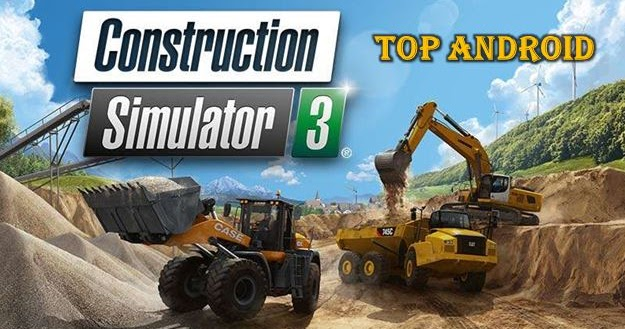 تحميل لعبة construction simulator 3 مجانا