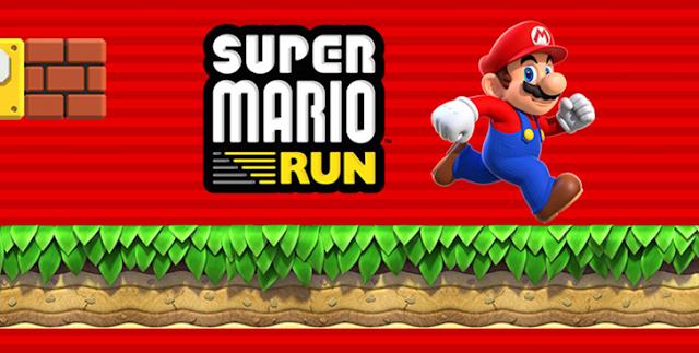 Super Mario Run APK Download Android