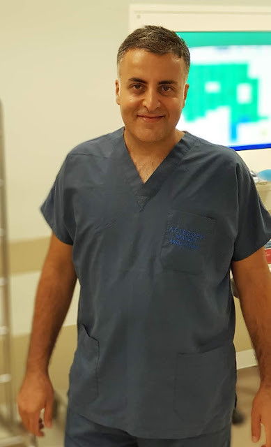 Dr.Murat Enoz - ENT Specialist - Nose Job Doctor Istanbul - ENT Specialist Istanbul
