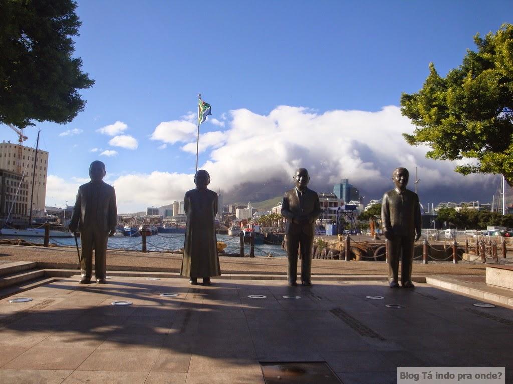 Nobel Square - Cidade do Cabo