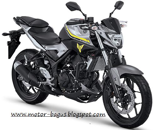 Harga Yamaha MT 25 Baru Bulan Mei 2018