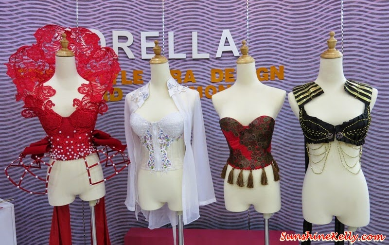Sorella Freestyle Bra Design Award Ceremony, Bra design Award, lingerie, sorella