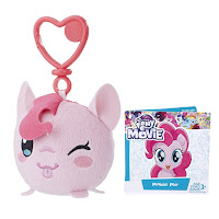 MLP the Movie Pinkie Pie Clip and Go Keychain Plush