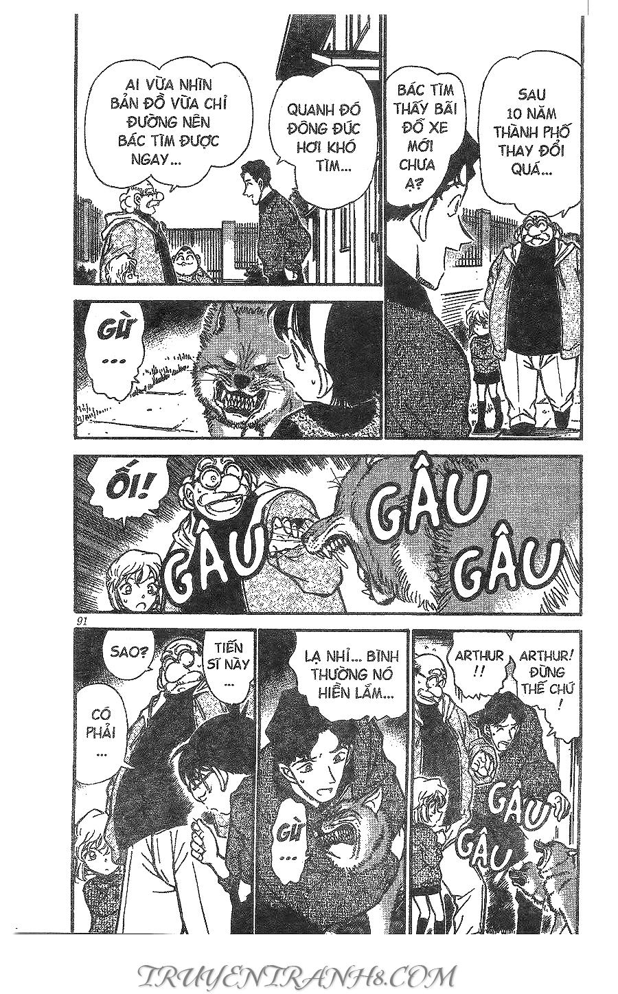 Detective Conan Chap 290 - Truyen.Chap.VN
