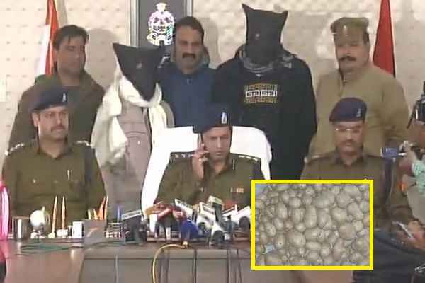 lucknow-police-arrested-2-people-who-throw-potato-in-lucknow