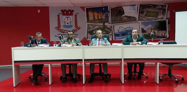Câmara de Vereadores de Alagoinhas aprova Conselho Municipal de Turismo