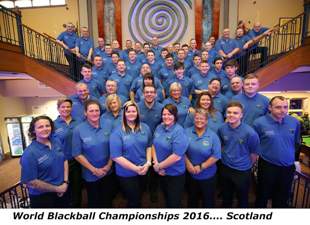 World Blackball Championships 2016 Scotland